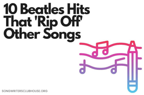 10 beatles hits that 'rip off' other songs