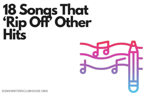 18 songs that rip off other hits