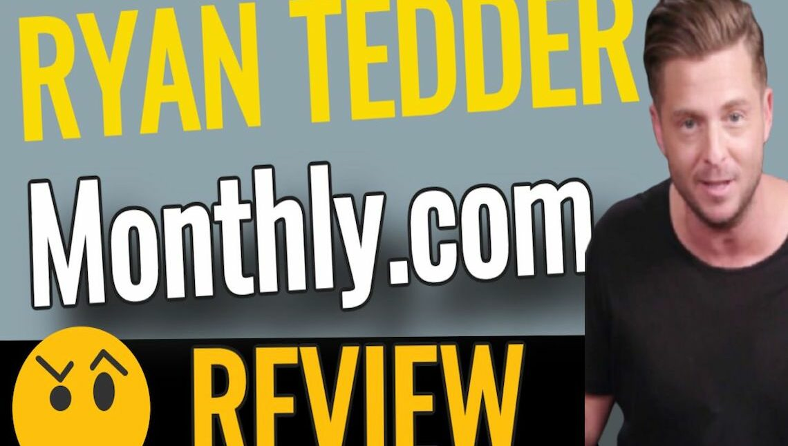 Monthly.com Ryan Tedder Review (2021) Write & Produce Hit Songs with Ryan Tedder