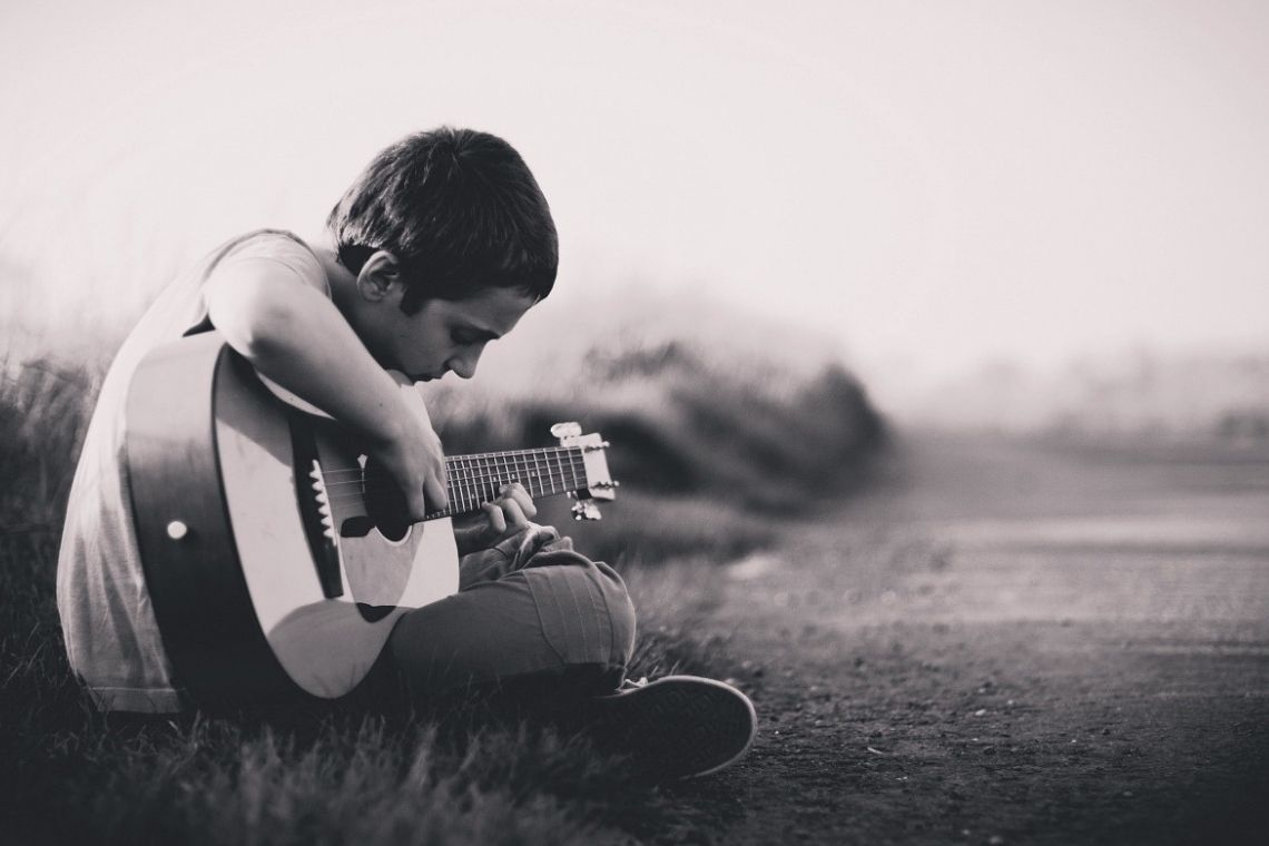 You can write a long of songs with just 2 chords. Here are 29 Songs That Only Use Two Chords