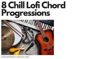 8 chill lofi chord progressions lofi piano tutorial