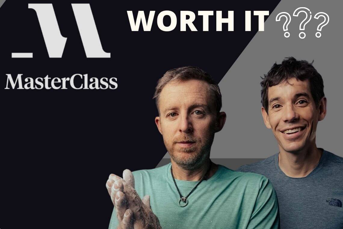 Alex Honnold & Tommy Caldwell Masterclass review