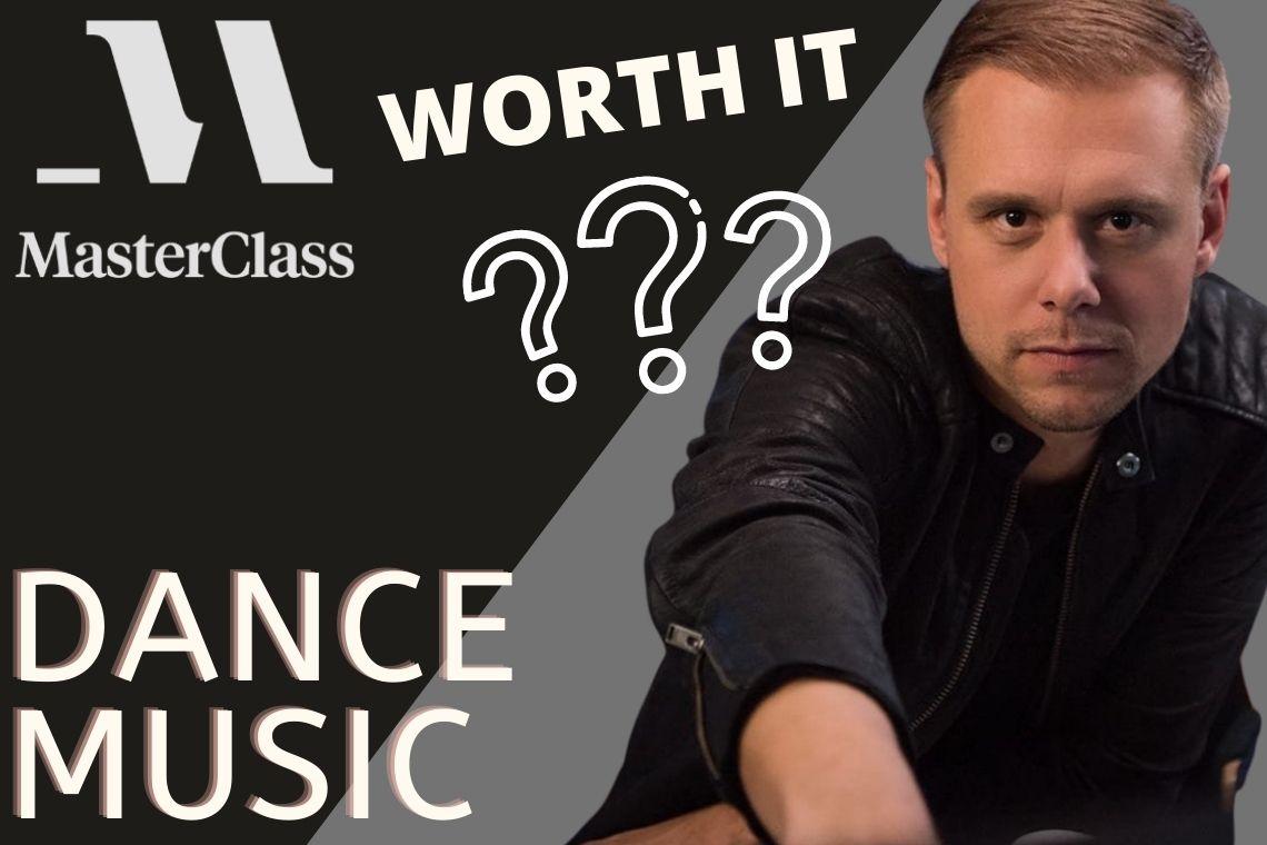 Armin Van Buuren Masterclass Review