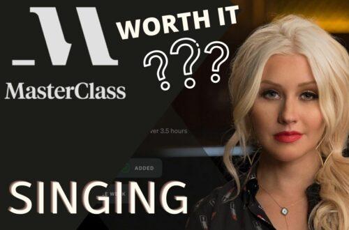 Christina Aguilera Singing Masterclass Review