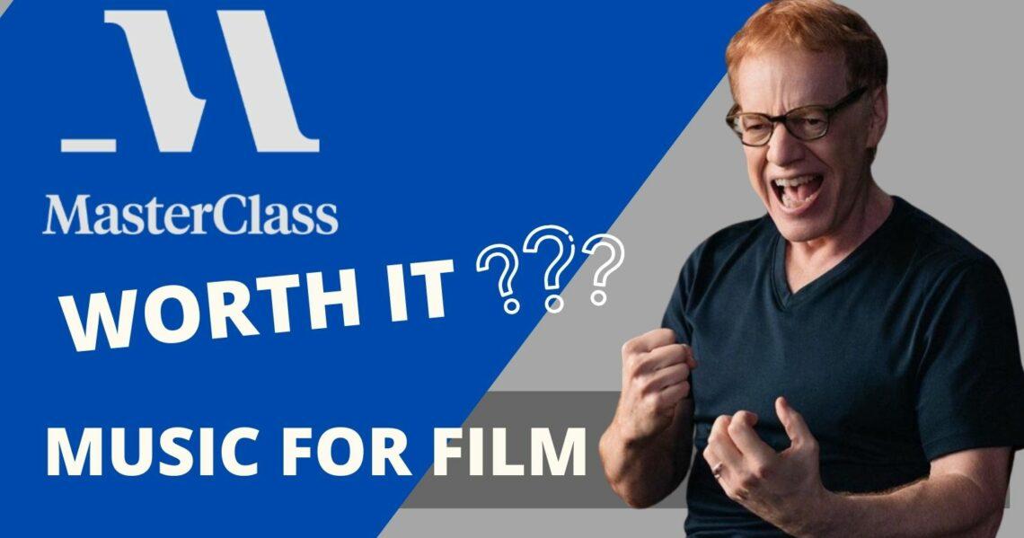 Danny Elfman Masterclass Review