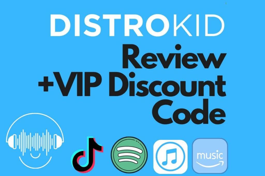 Distrokid Review & VIP Discount Code