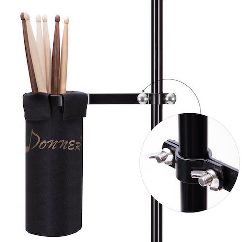 Donner Percussion Stick Bag Drumstick Holder Review