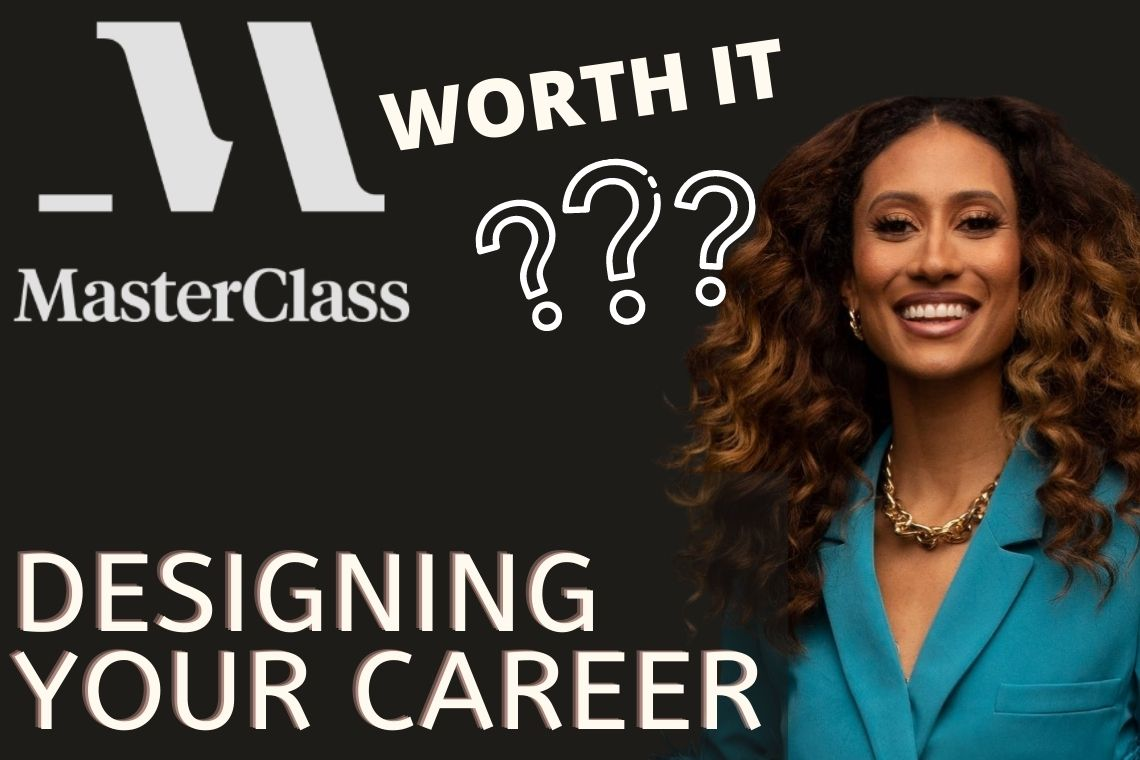 Elaine Welteroth Designing Your Career Masterclass Review