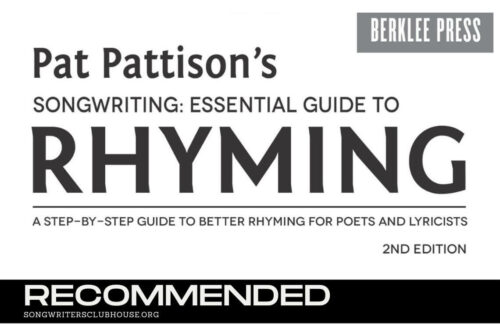 Essential Guide to Rhyming- A Step-by-Step Guide to Better Rhyming for Poets and Lyricists