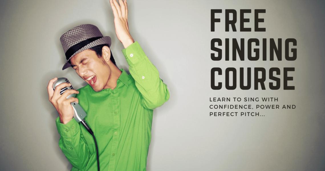 FREE 5 Part Singing Mini-Course