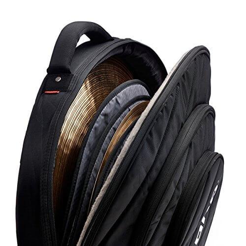 MONO M80 22-Inch Cymbal Case - Black