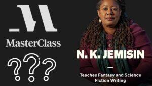N. K. Jemisin Masterclass Review