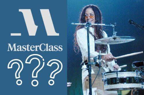 Sheila E MasterClass Review