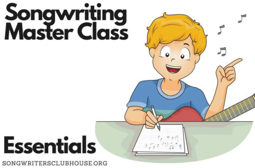 Songwriting Master Class (Songwriting Essentials)