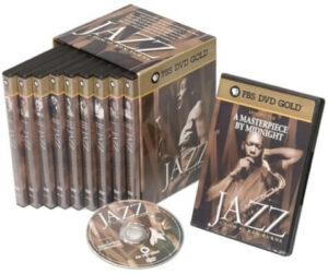 Soundbreaking Jazz Documentary - Jazz A Film By Ken Burns DVD Box Set