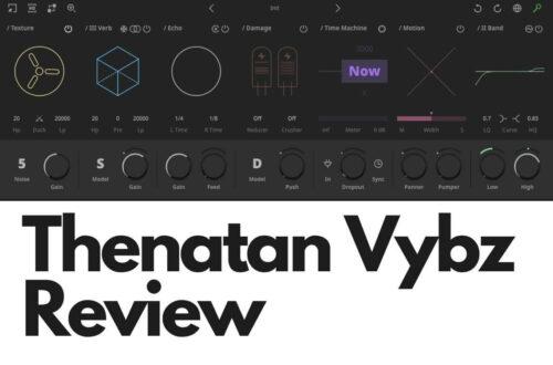 Thenatan Vybz Review