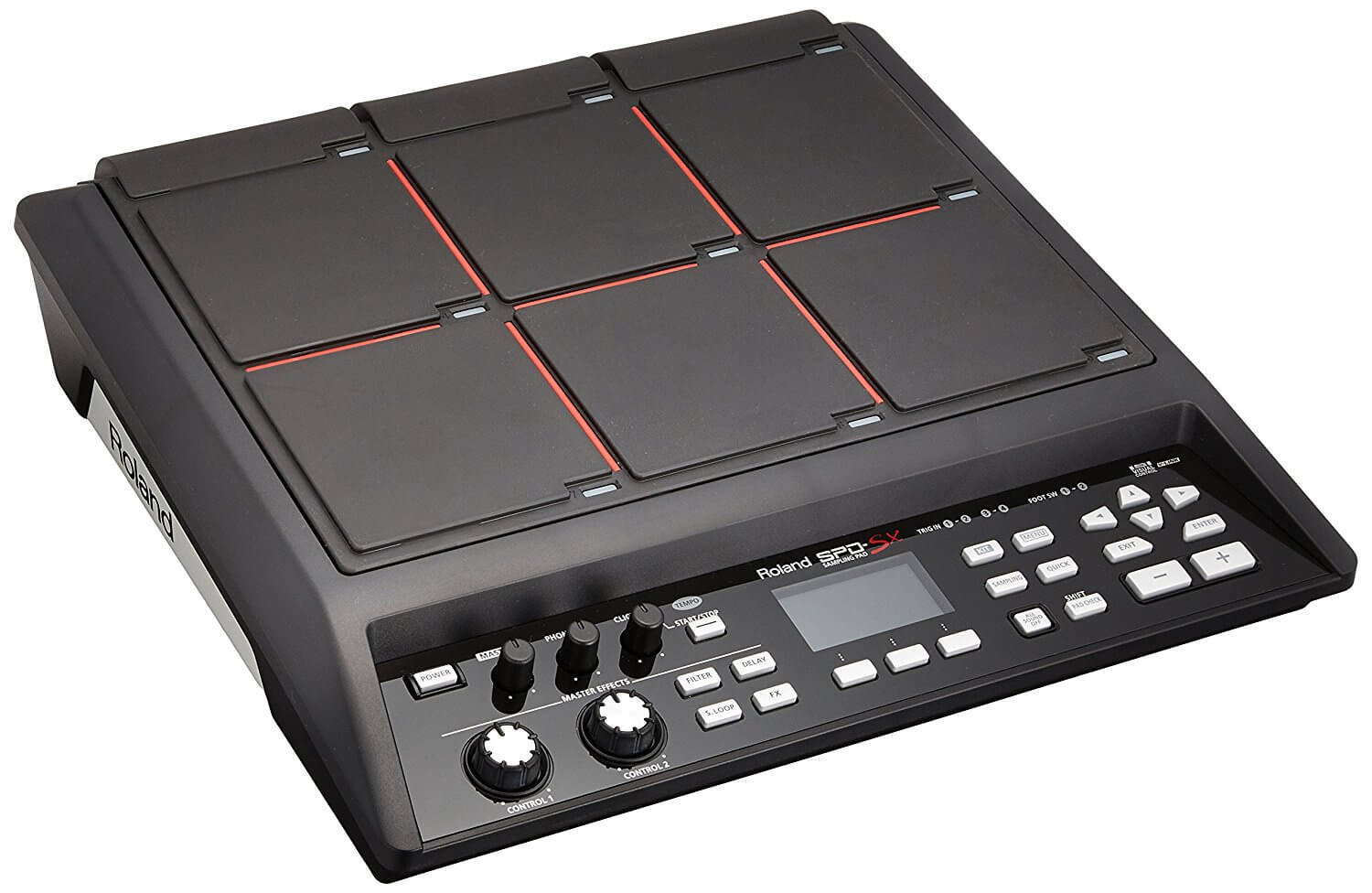Top Gifts For Drummers Birthdays Christmas Roland SPD-SX Sampling Percussion Pad