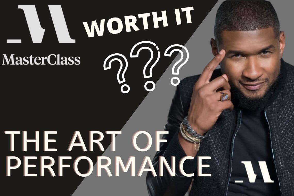 Usher Masterclass Review