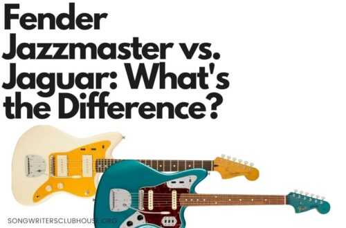 What's the Difference between a Fender Jazzmaster and Jaguar