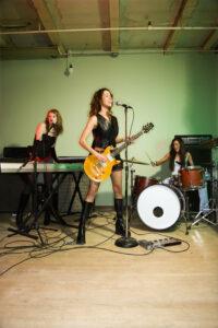 Backing Tracks For Guitar Girls