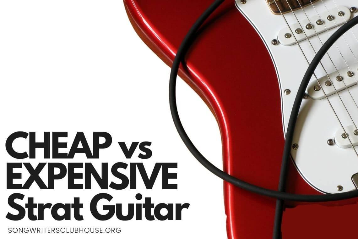 blind test strat style guitar challenge