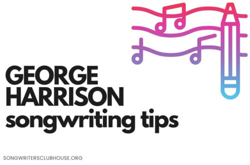 george harrison songwriting tips
