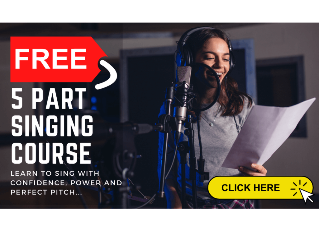learn to sing with confidence