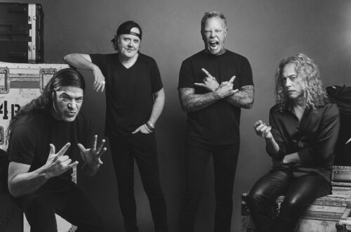 metallica being in a band masterclass
