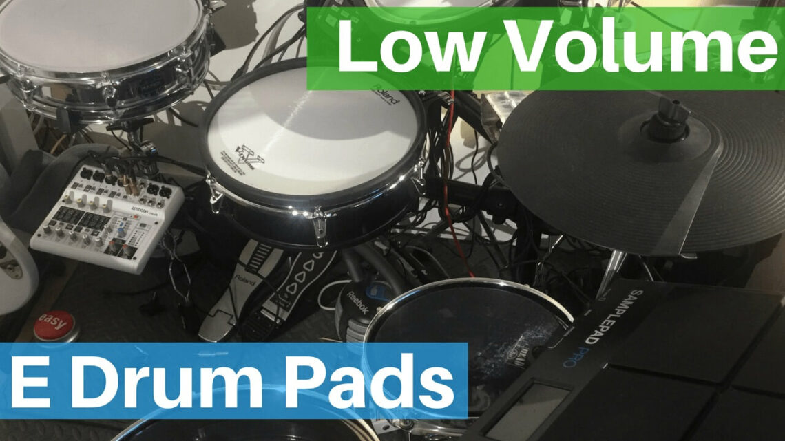 Quietest Electronic Drums
