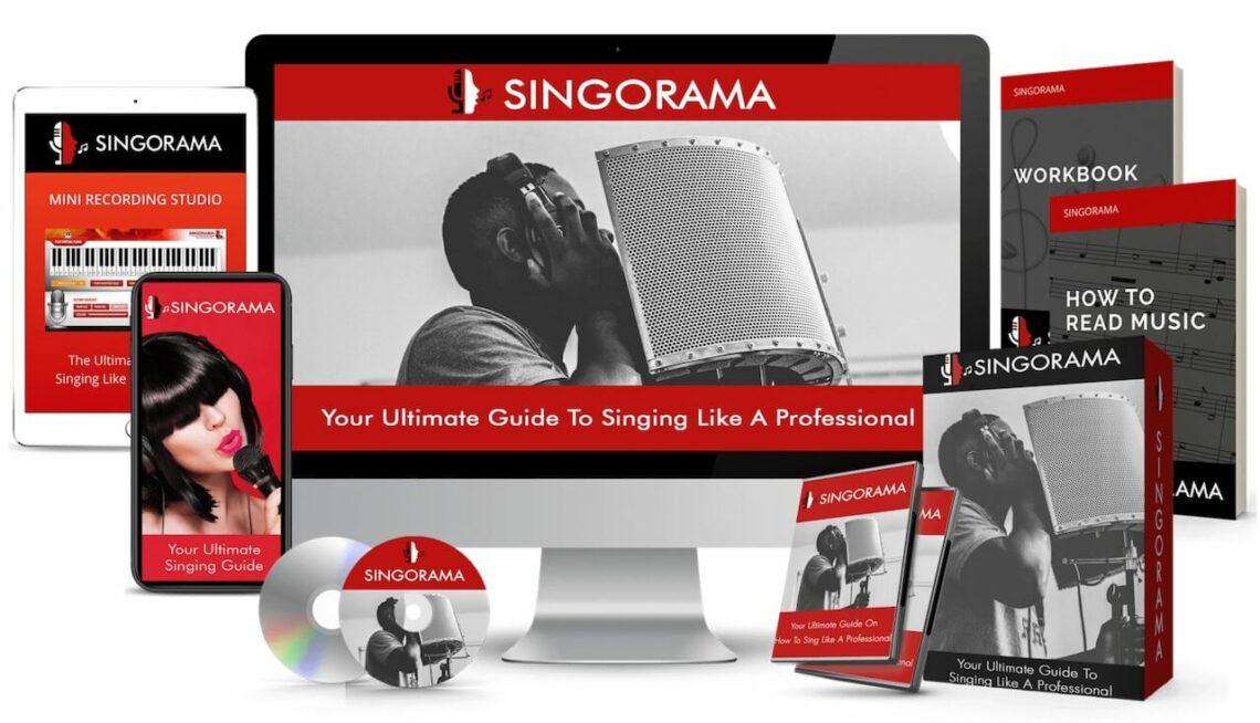 singorama sing like a pro