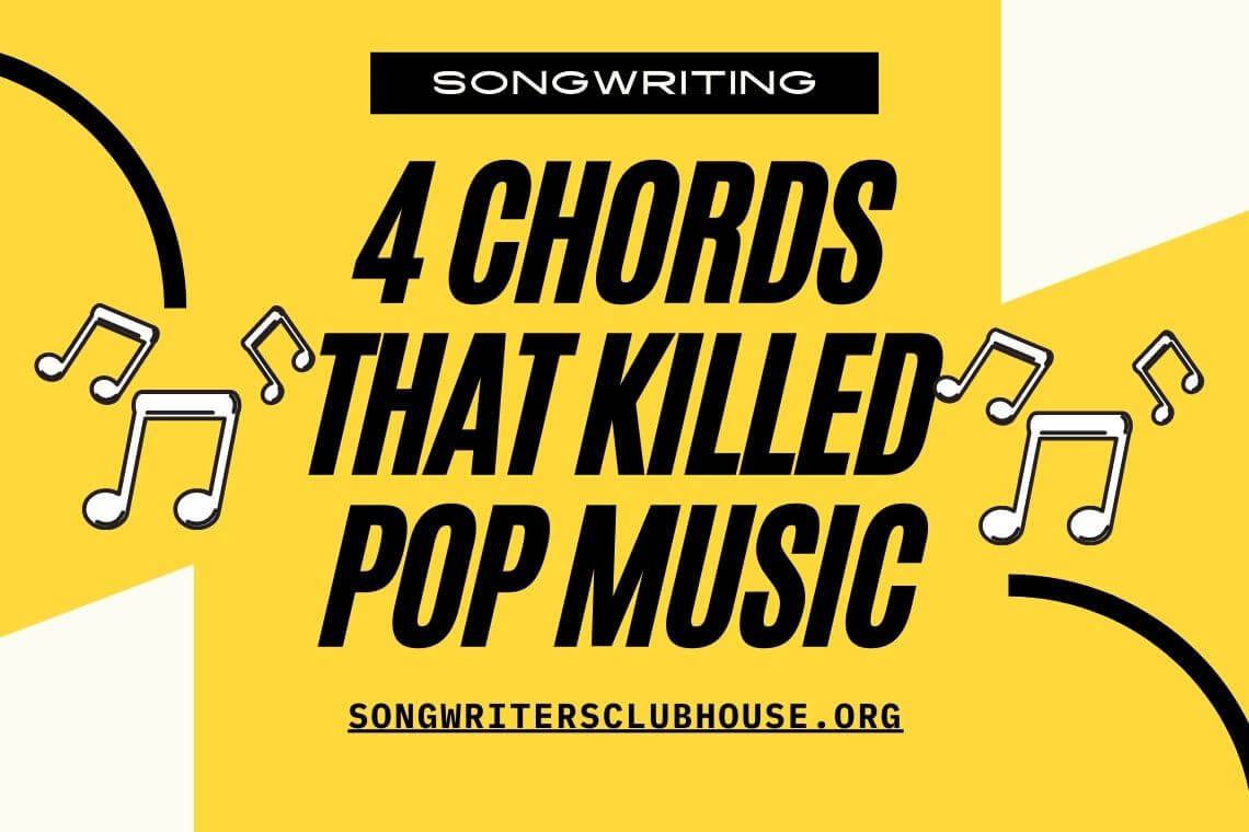 the four chords that killed pop music
